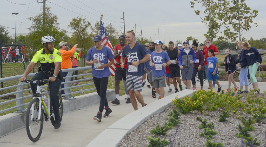 Westchase on the Run delights participants, nets $2500 for area schools