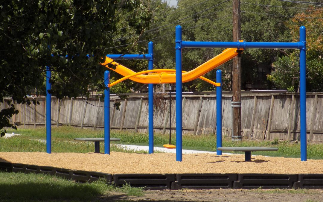 Playground Amenity Added to Trailside Park